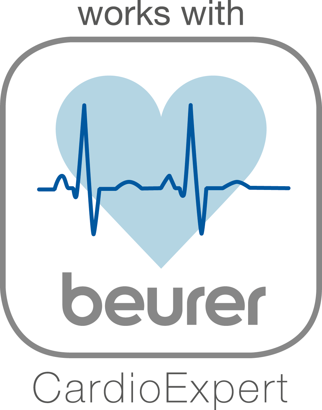 Compatible avec l'application « beurer CardioExpert »