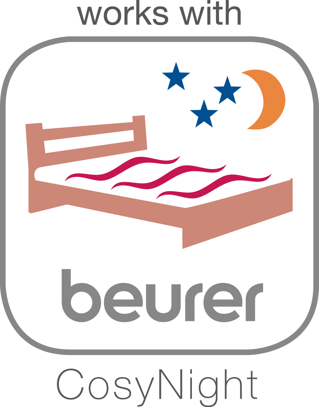 Compatible avec l'application « beurer CosyNight »