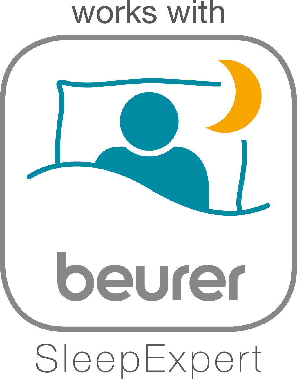 "Compatible with the ""beurer SleepExpert"" app"