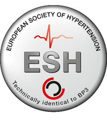 Recognised by the European Society of Hypertension
