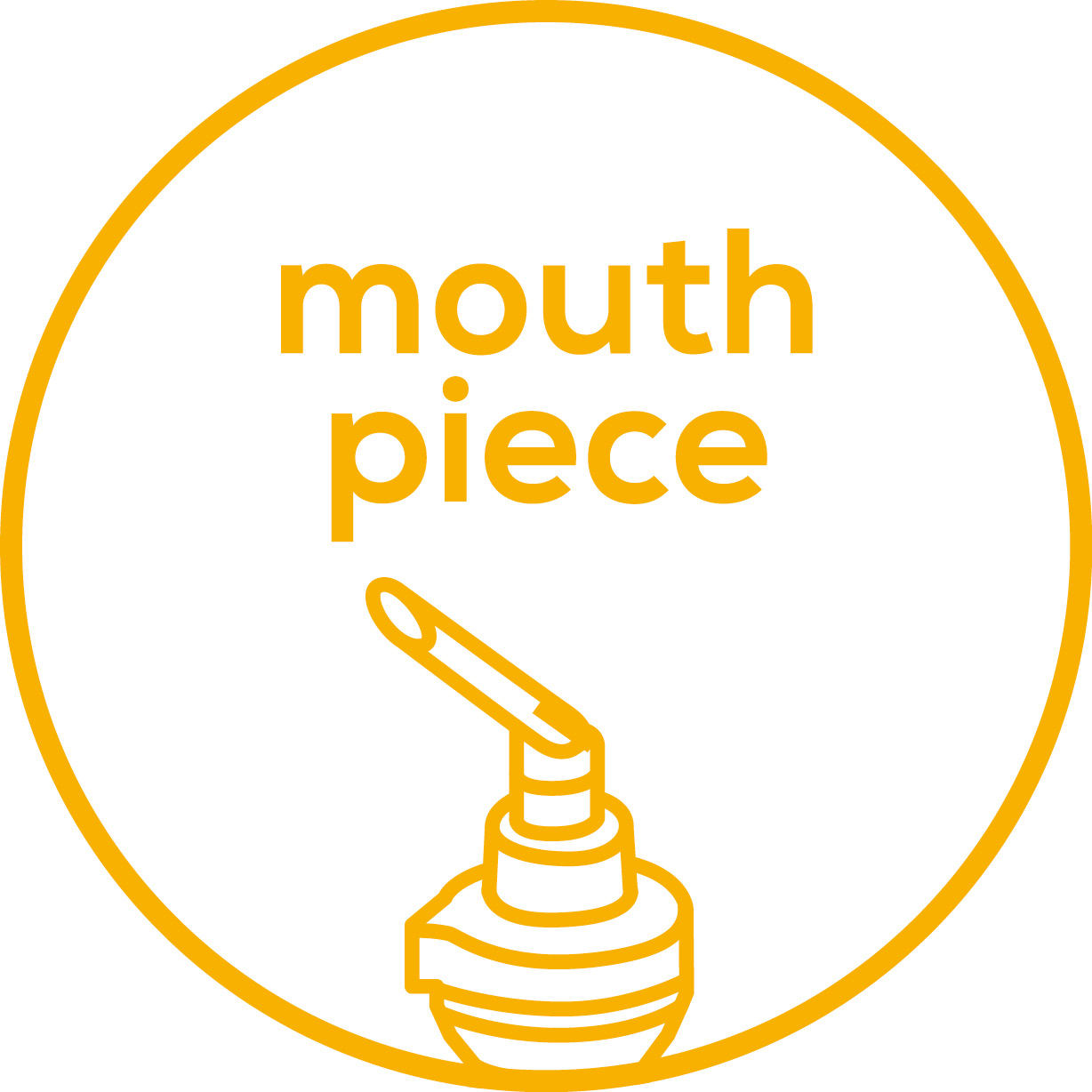Mouthpiece A mouthpiece is included as an accessory