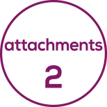 Attachments 2 brush attachments: for all skin types and