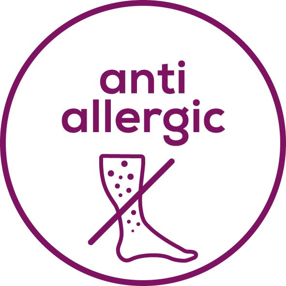 Antiallergen Antiallergene Scherfolie beugt Hautreizungen vor