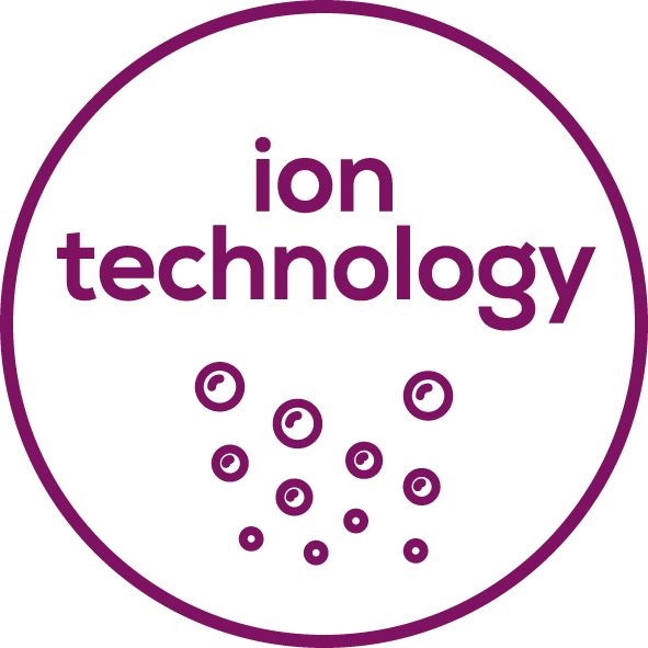 Technologia jonizacji Zapewnia dogłębne nawilżenie, można ją wyłączyć