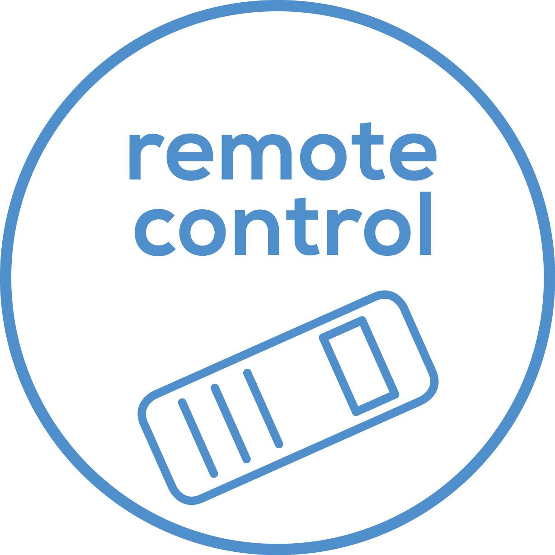 Accessories Includes remote control unit