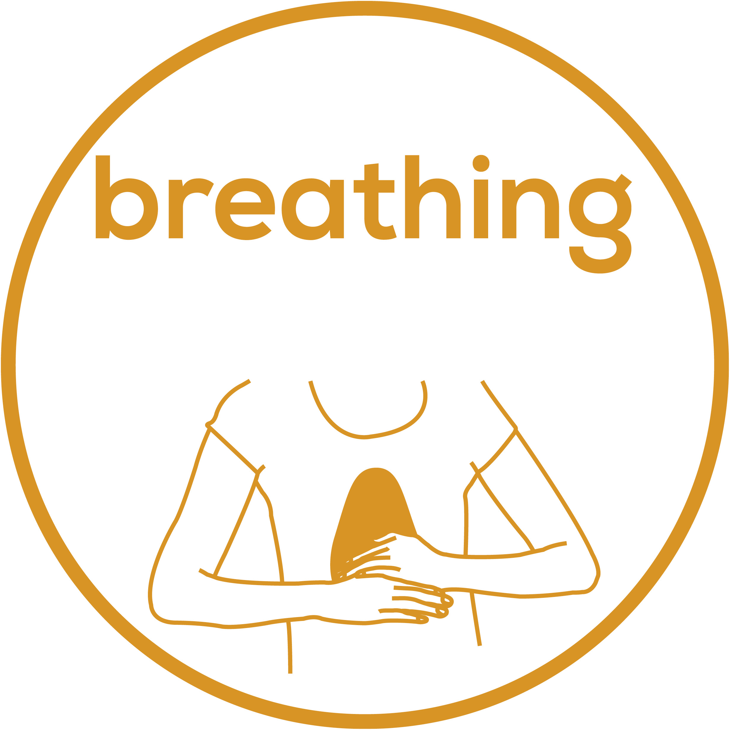 Breathing Natural breathing is restored through exercises.