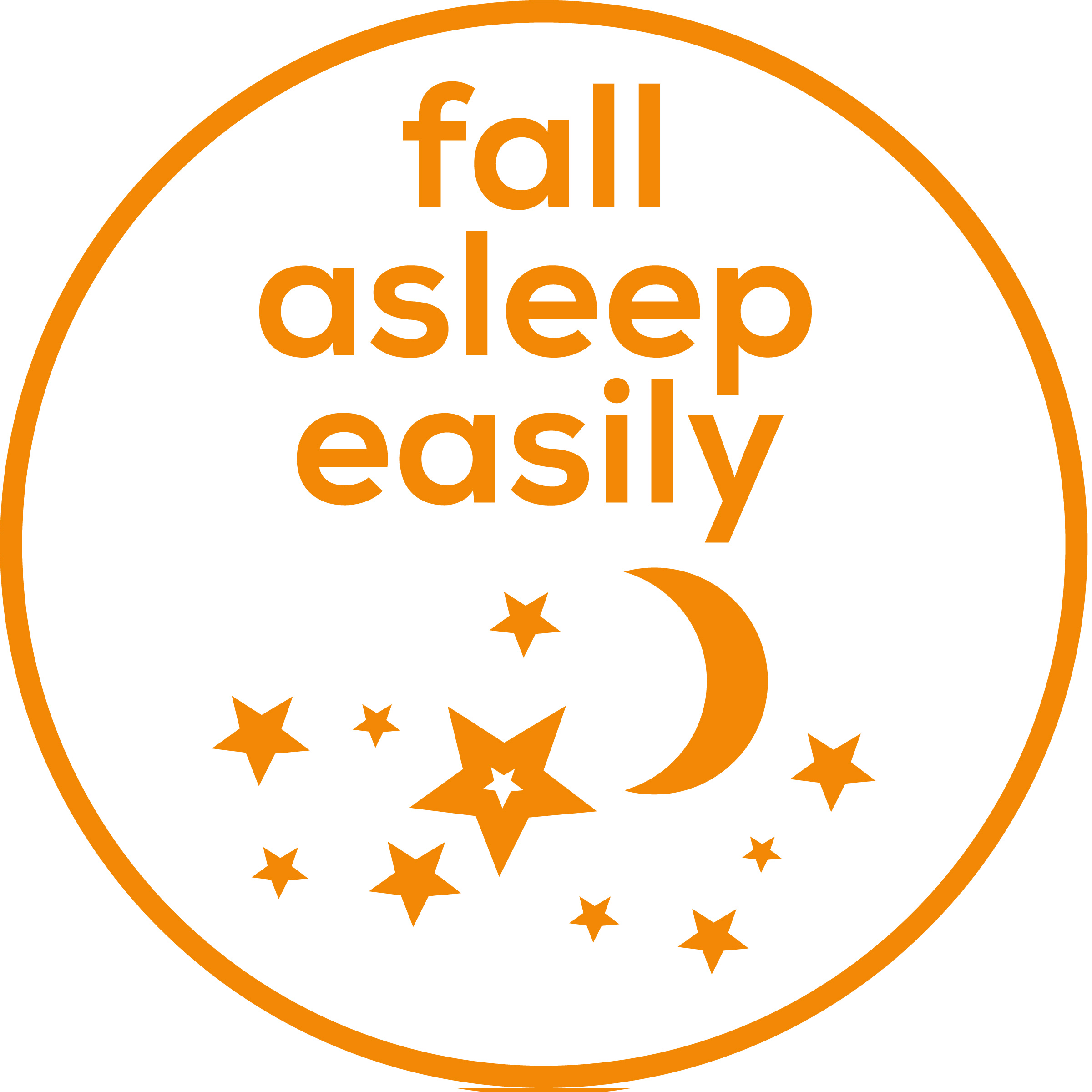 Fall asleep easily Gentle sleeping aid with light