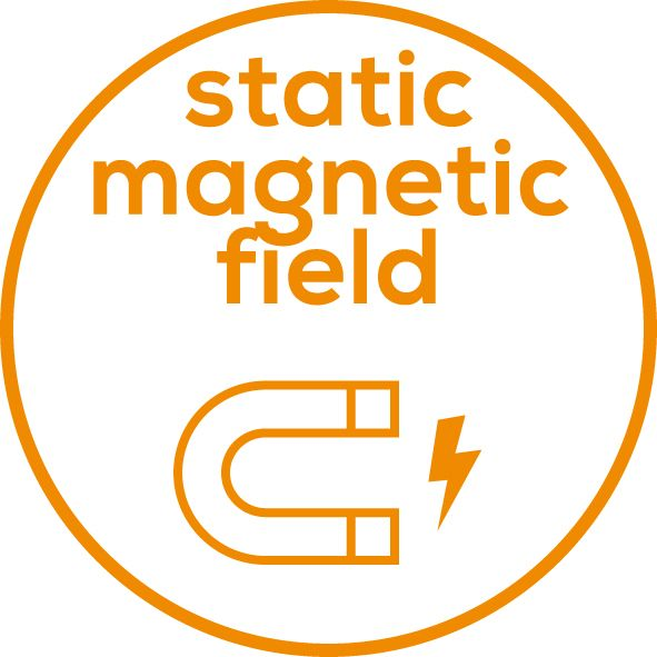 Magnetic field  6 integrated magnets for magnetic field application