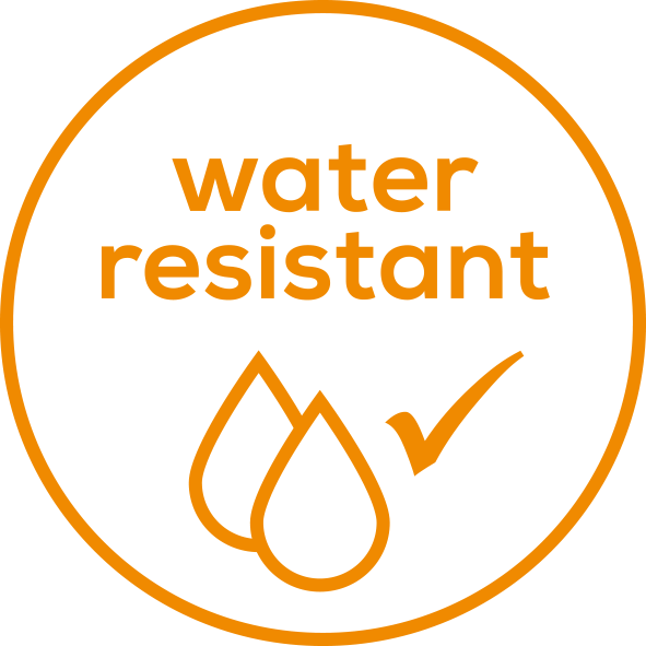 water-heating 5-level water heating (35 – 48°C)