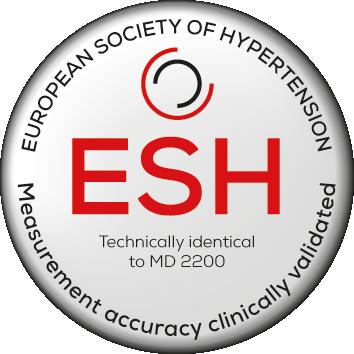 Premiato dall'associazione europea contro l'ipertensione. Identico a MD 2200 da un punto di vista tecnico