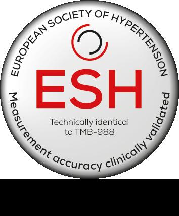 Этот прибор получил высокую оценку Европейского общества поборьбе сгипертонией. Технические параметры идентичны модели TMB-988