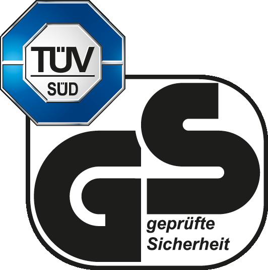 TÜV GS mark