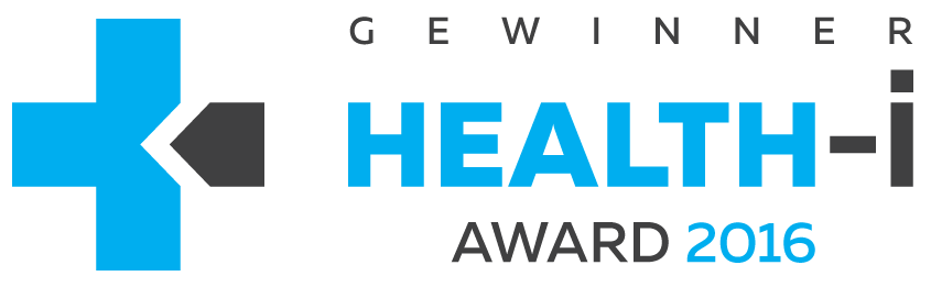 "The Beurer SE 80 SleepExpert sleep sensor was awarded a Health-i Award in 2016 in the ""Business"" category"