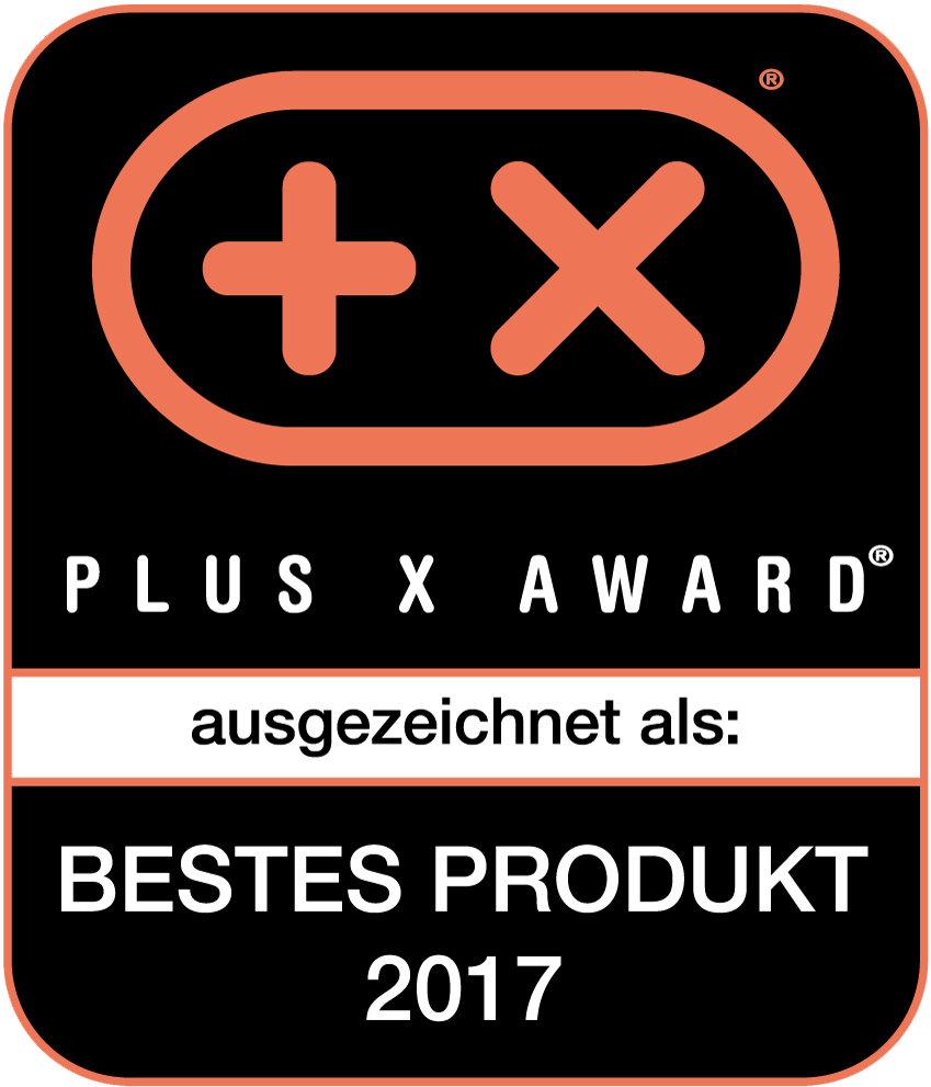 Received the award for BEST PRODUCT OF THE YEAR 2017
