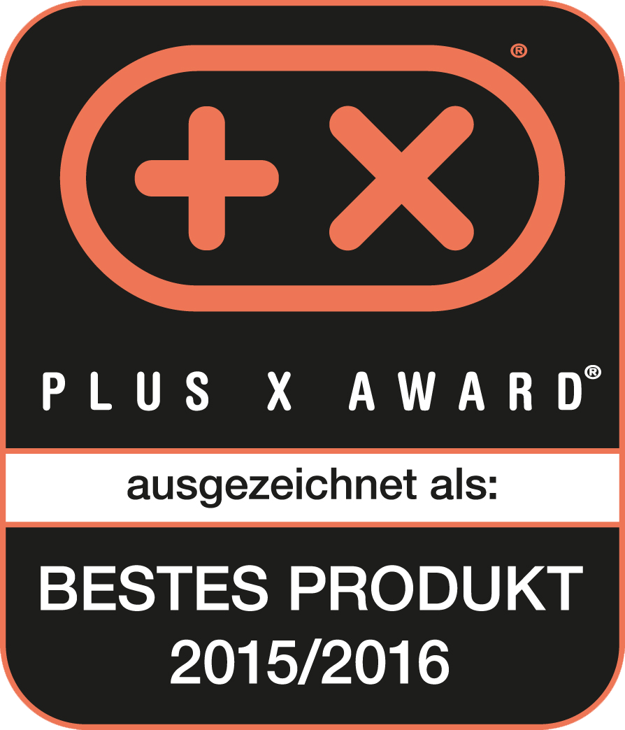 Received the award for BEST PRODUCT OF THE YEAR 2015/2016