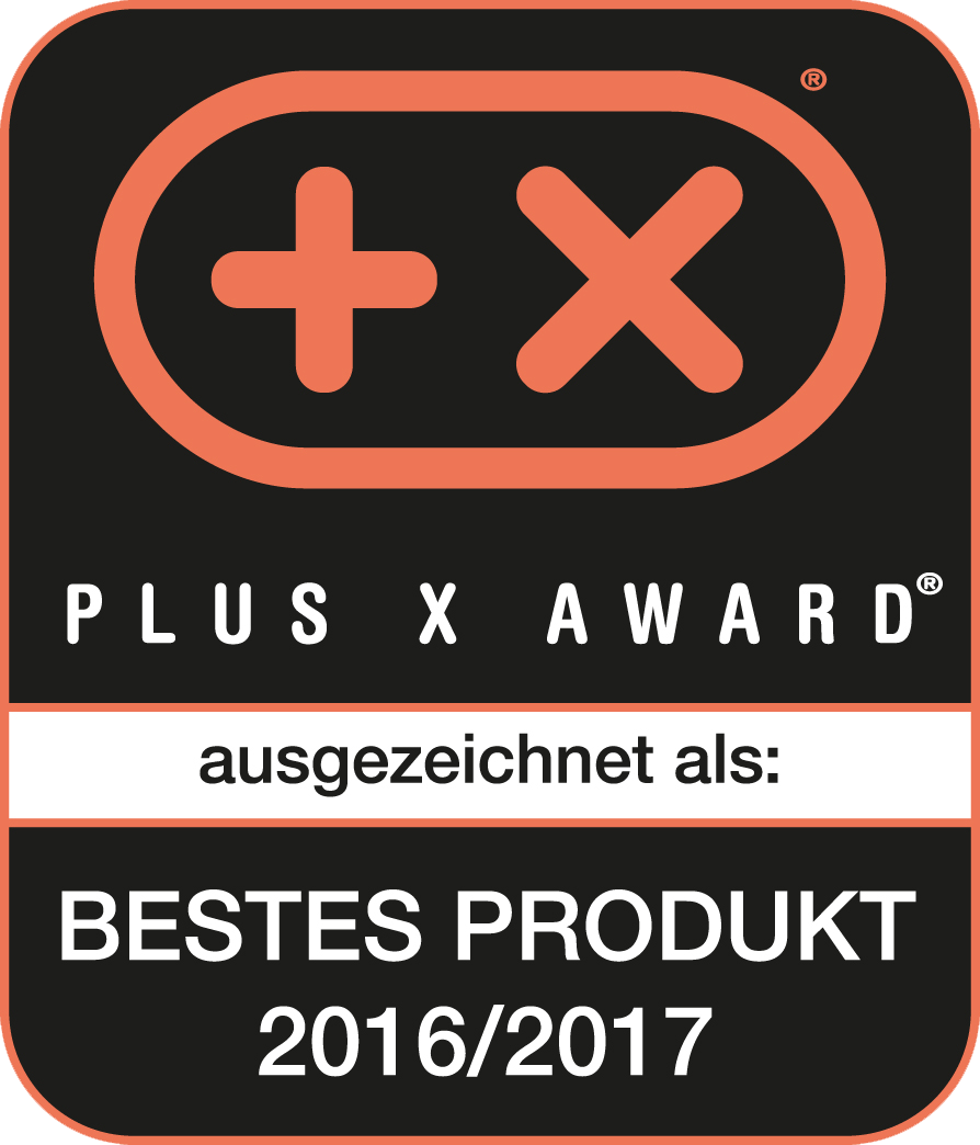 Received the award for BEST PRODUCT OF THE YEAR 2016/2017