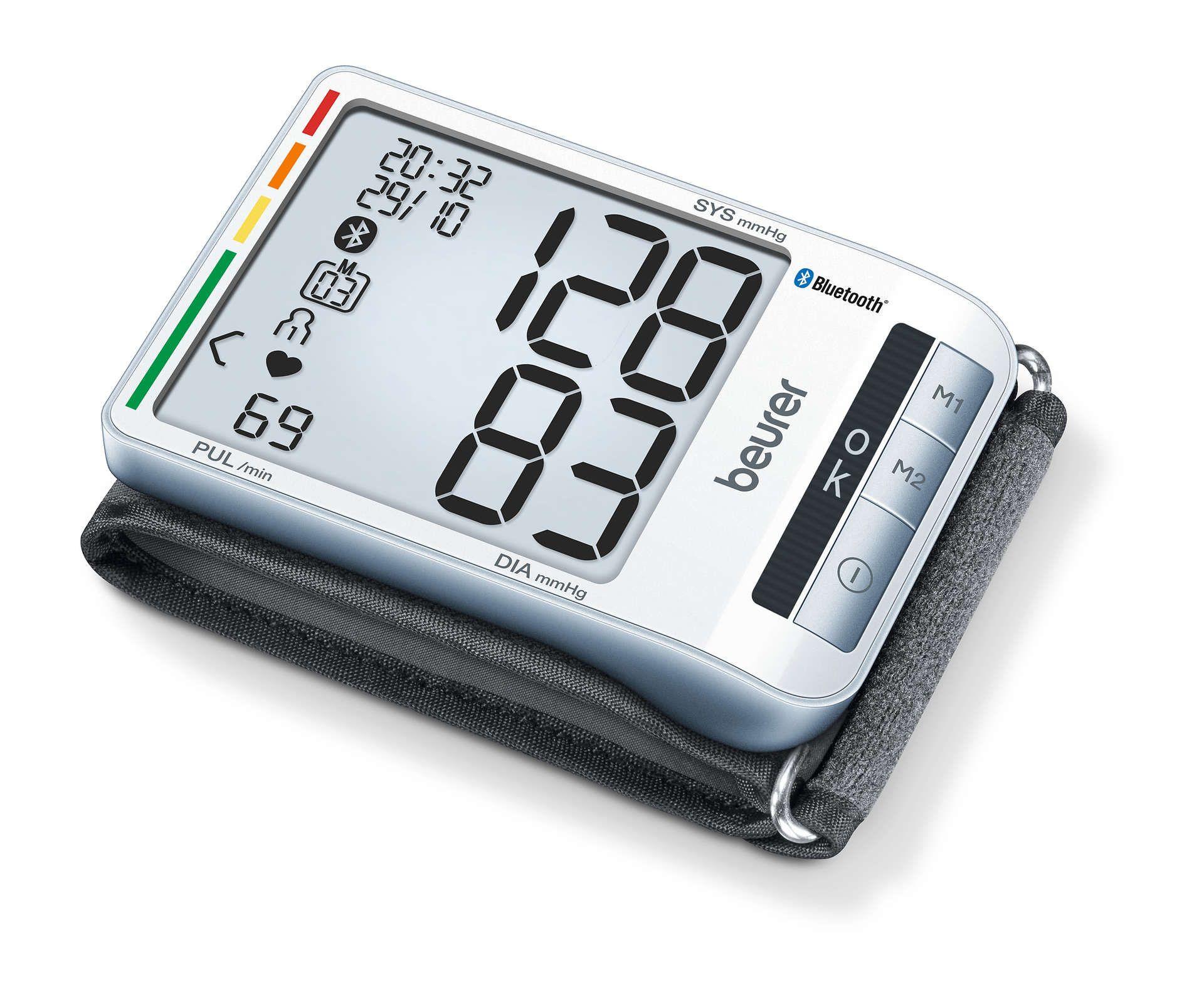 BC 85 - Wrist blood pressure monitor | beurer