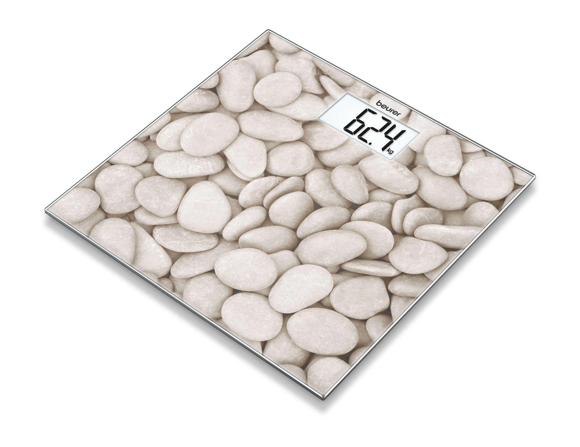 gs 203 stone glaswaage beurer. Black Bedroom Furniture Sets. Home Design Ideas