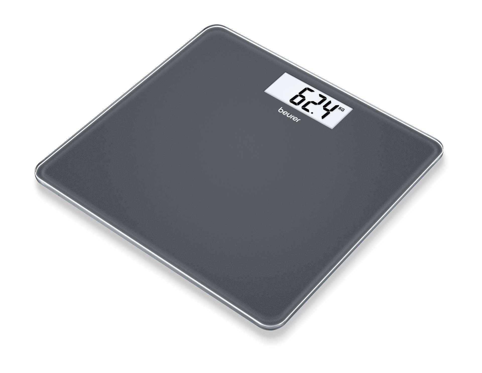 GS 213 - glass bathroom scale   beurer