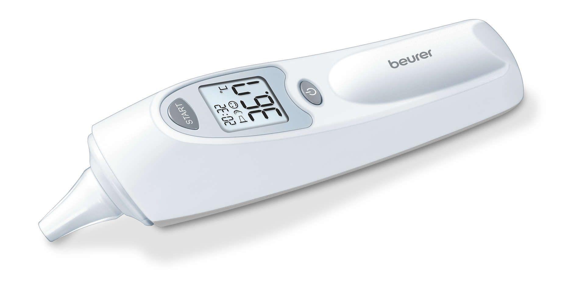beurer termometer ft 90 test