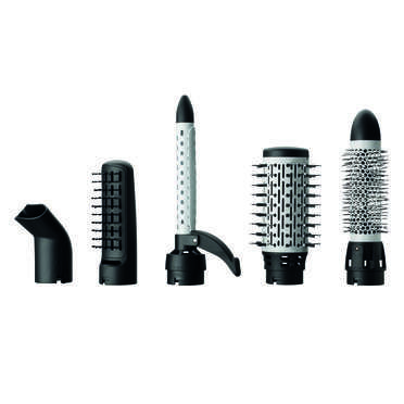 <p>Hot air brushes | Aufs&auml;tze f&uuml;r Warmluftb&uuml;rste | Styling</p>