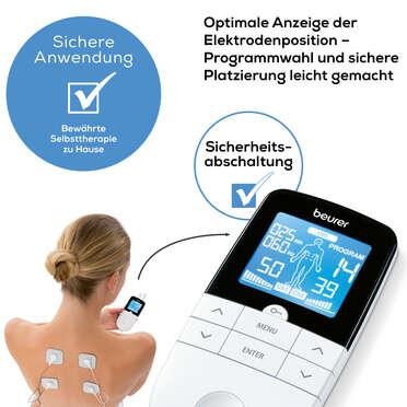 Beurer Digital TENS/EMS EM 49 Produktbild