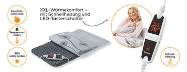 Beurer XXL Heizkissen HK 125 Cosy Produktbild