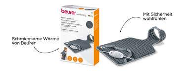 Beurer Rücken- /Nacken-Heizkissen HK 53 Produktbild