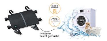Beurer Heizkissen mit Rückenstütze HK 70 Produktbild