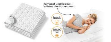 Beurer Wärmeunterbett UB 30 Kompakt Produktbild