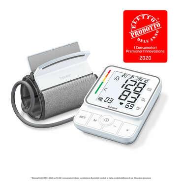 Misuratore di pressione da braccio BM 51 easyClip di Beurer Immagine del prodotto