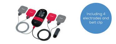 El aparato digital TENS/EMS EM 59 con función de calor de Beurer Imagen del producto