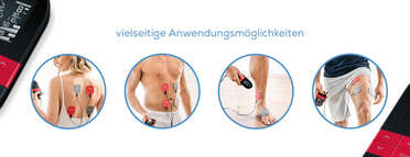 Beurer Digital TENS/EMS EM 59 mit Wärmefunktion Produktbild