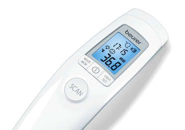 <p>Body temperature | Thermometer</p>