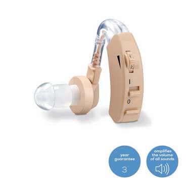 Amplificateur auditif HA20 de Beurer Image du produit