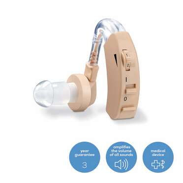 Beurer HA 20 hearing amplifier