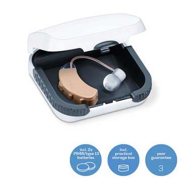 Beurer HA 50 hearing amplifier Product picture