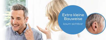 Beurer Hörhilfe HA 70 Paar Anwendungsbild