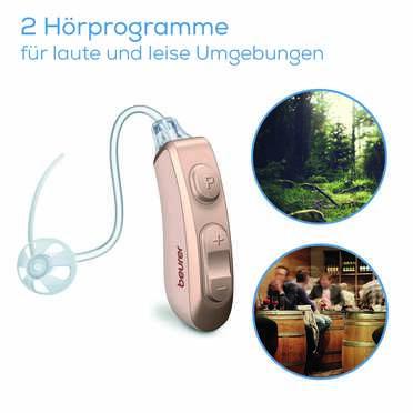 Beurer HA 80 Single hearing amplifier