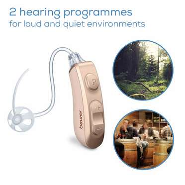 Beurer HA 80 Pair hearing amplifier Product picture