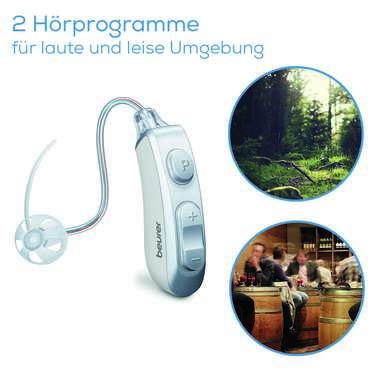 Amplificador de sonido HA 85 Paar de Beurer Imagen del producto