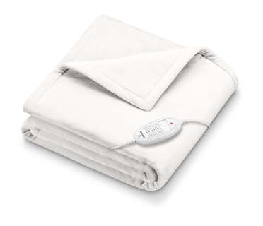 Beurer Heated Overblanket HD 75 Cosy White Product picture