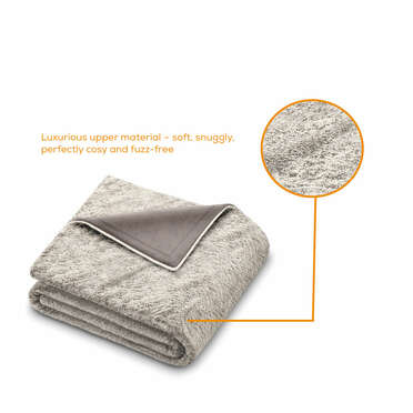 Beurer HD 75 CosyNordic heated overblanket