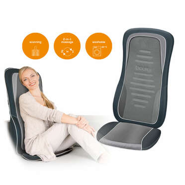 Beurer MG 315 Shiatsu seat cover Product picture