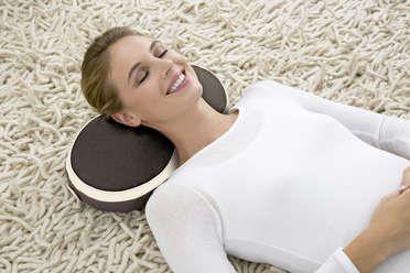 <p>W&auml;rme&nbsp;To Go Shiatsu massage cushion</p>