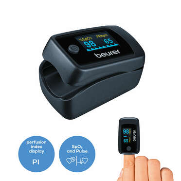 Beurer PO 45 pulse oximeter Product picture