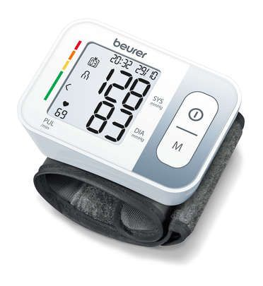 <p>Wrist blood pressure monitors</p>