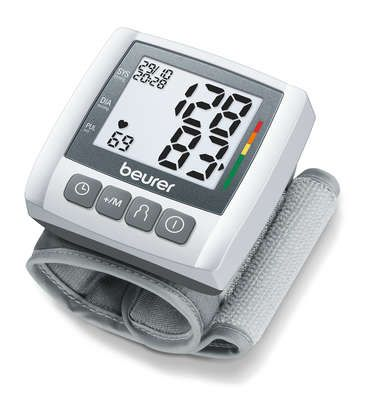 <p>Blood pressure | Wrist blood pressure monitors</p>