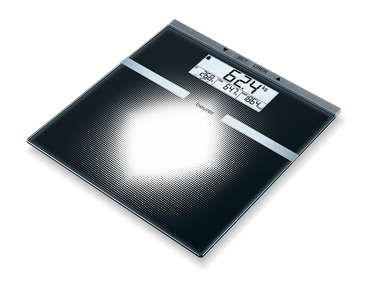 <p>Diagnostic bathroom scales | Glass bathroom scales</p>
