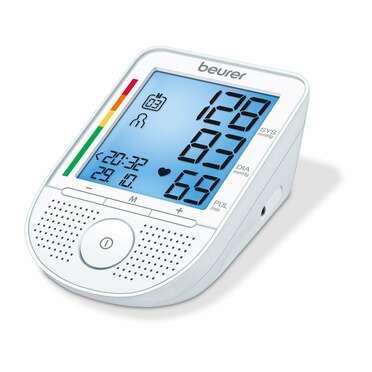 Misuratore di pressione da braccio parlante di Beurer - BM 49 Immagine del prodotto